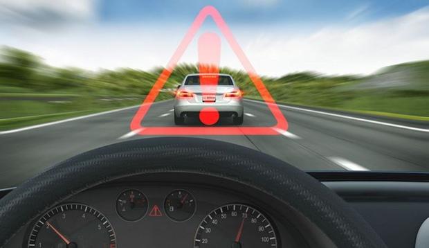 Bosch Predictive Emergency Braking System